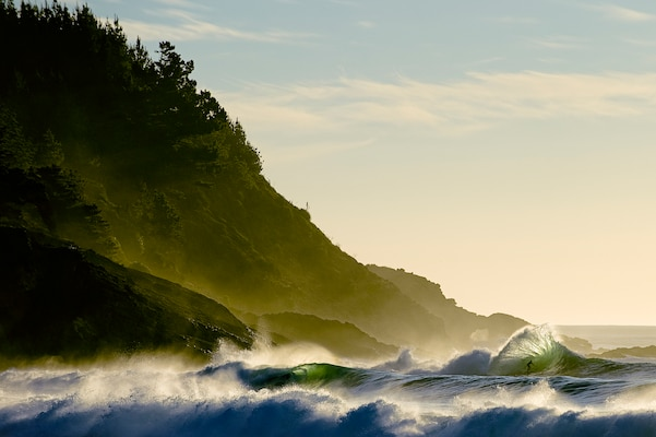 Chris Burkard, Category finalist 2010: Illumination