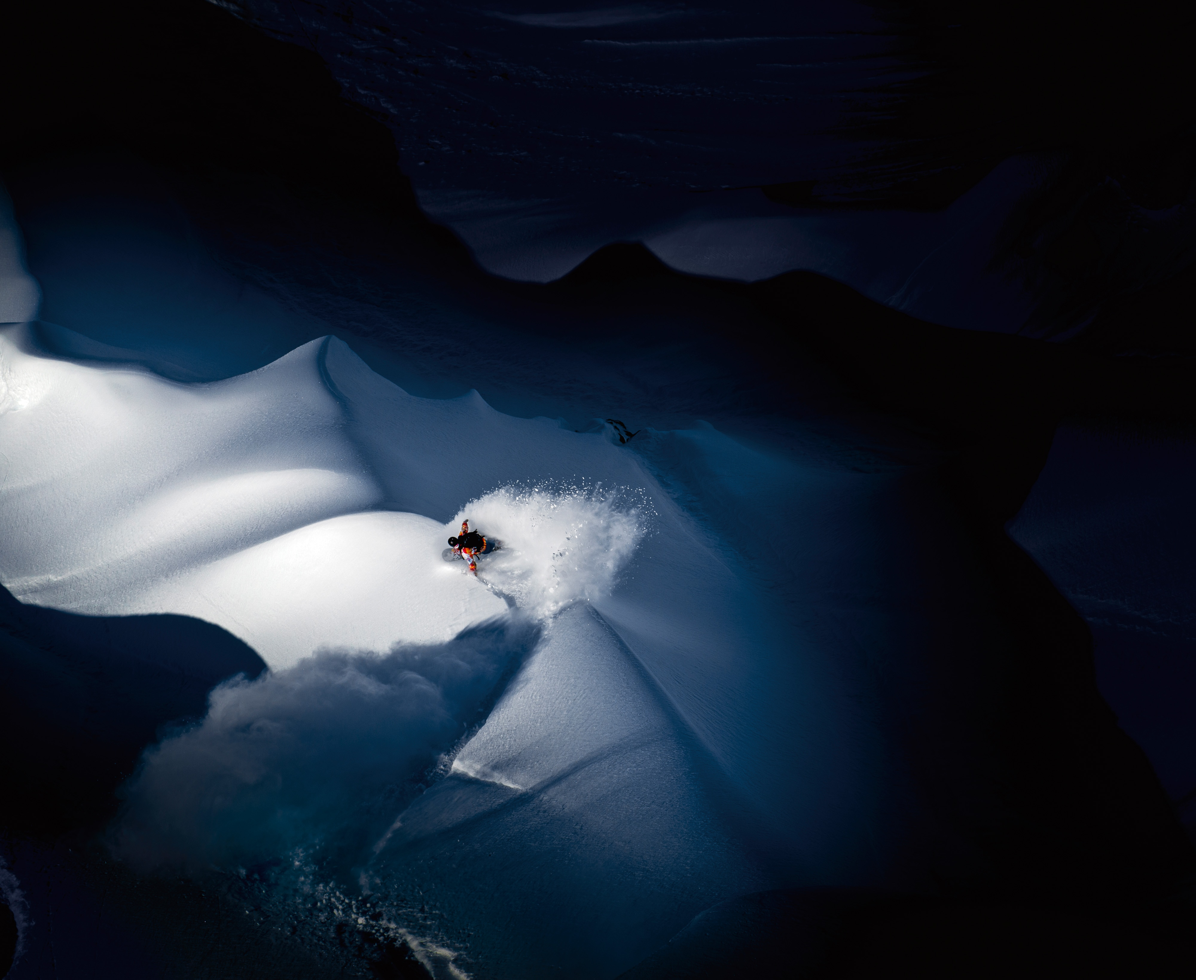 Scott Serfas, Category finalist 2013: Illumination