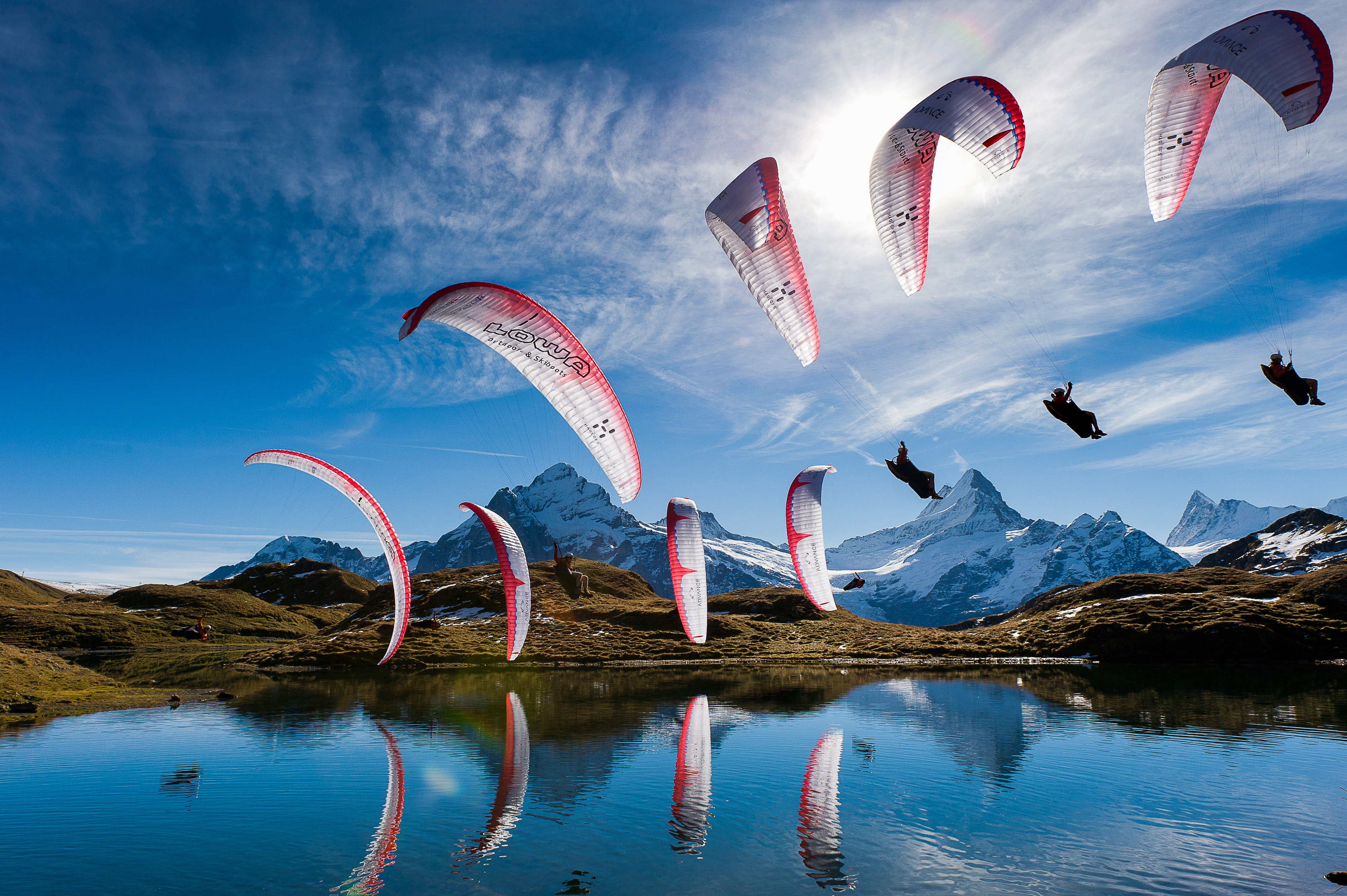 Andreas Busslinger, Category finalist 2013: Sequence