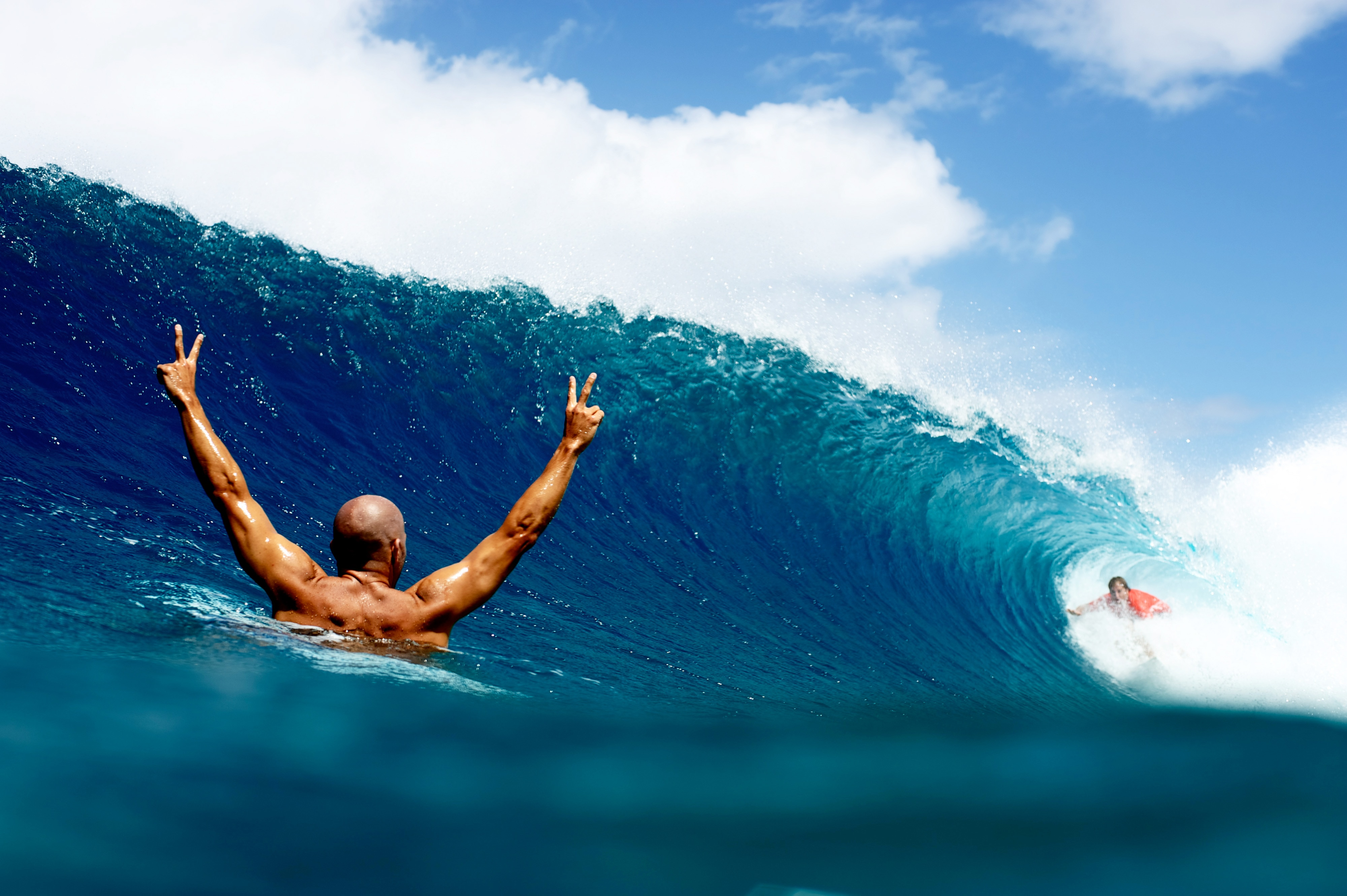 Morgan Maassen, Category finalist 2013: Spirit