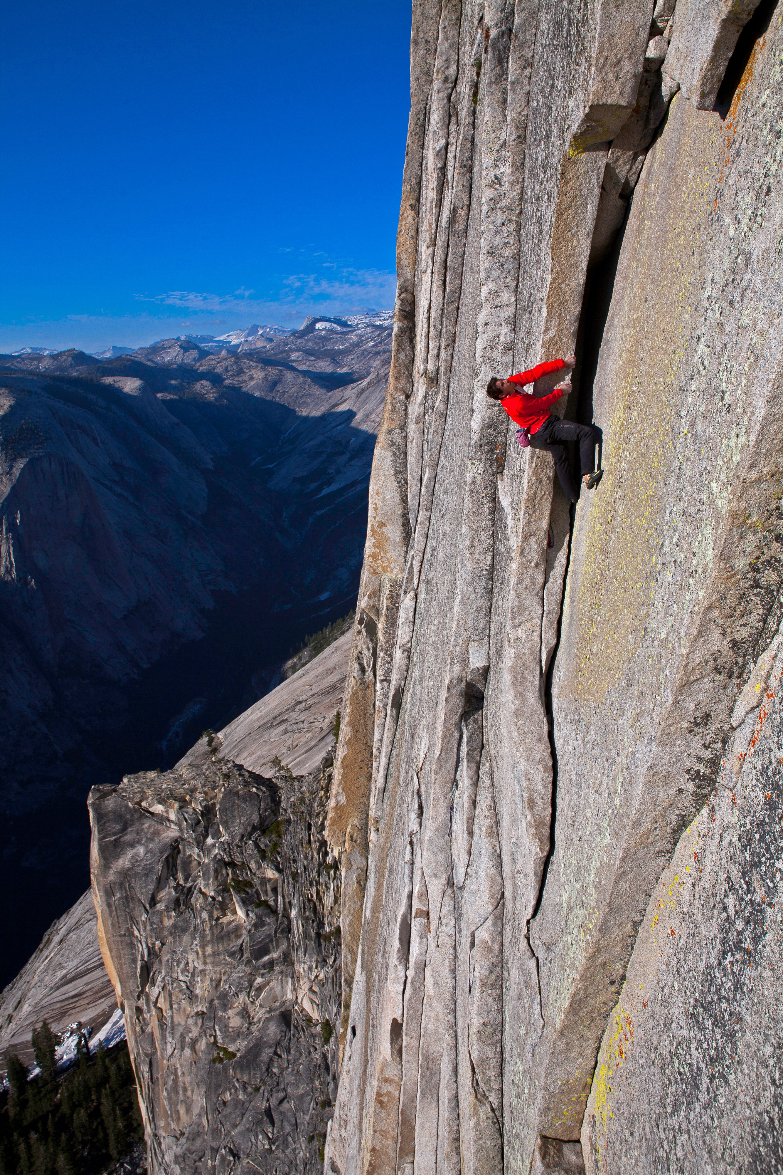 Jimmy Chin, Category finalist 2013: Spirit