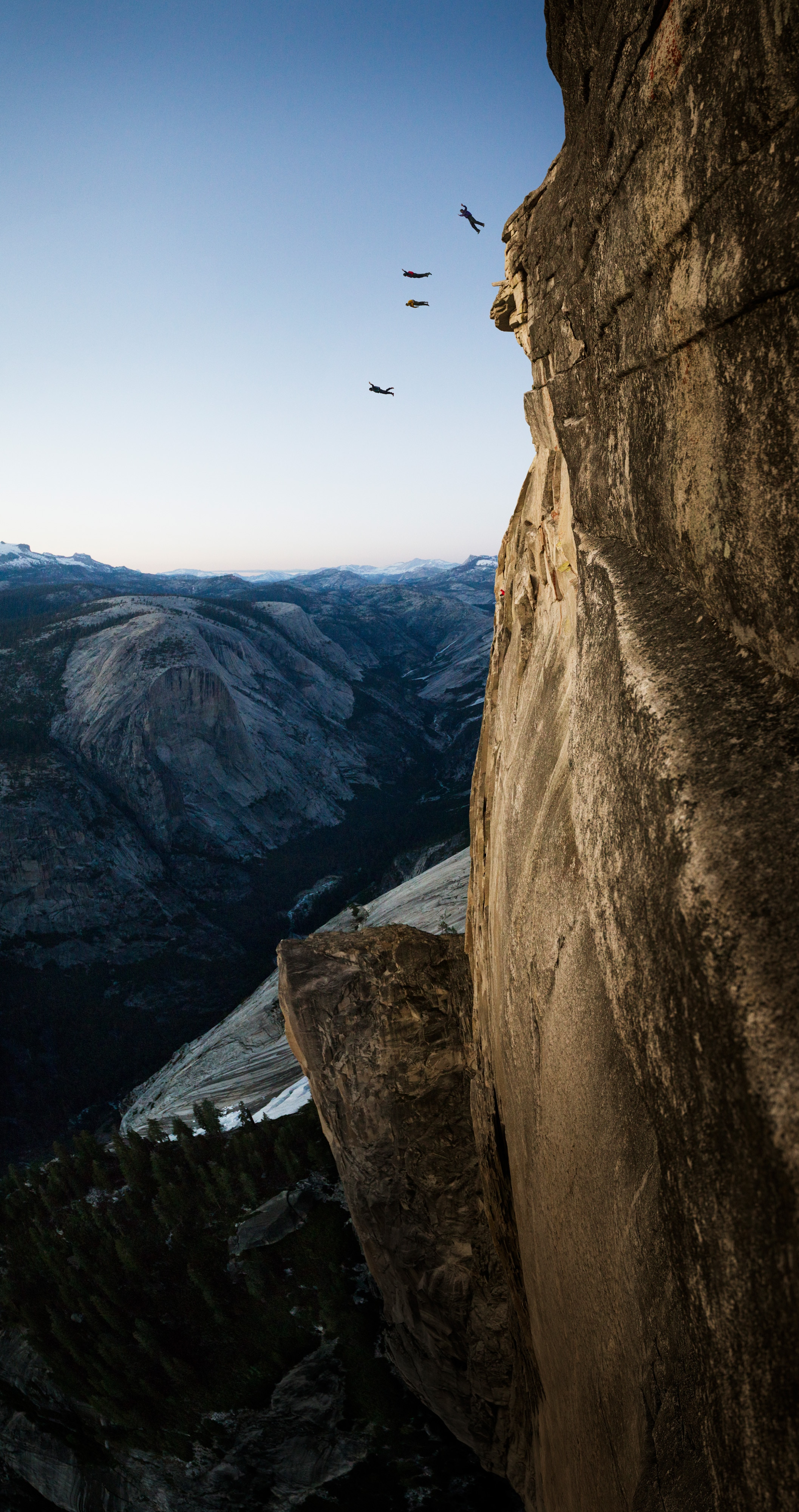 Jimmy Chin, Category finalist 2013: Wings