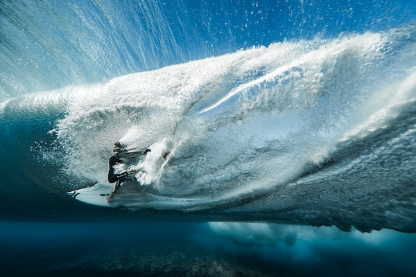 Ben Thouard, Overall Winner 2019: Energy